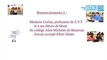 Expérience virtuelle en SVT - Collège Michelet Beauvais