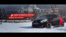 Peugeot 208 GTi - le remake de la pub culte de la 205 GTi