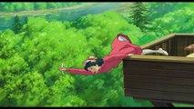 LE VENT SE LEVE - Bande Annonce (Miyazaki - 2014)