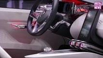 [Mondial Auto] Le Trip Advisor de Citroën, le concept car connecté de Renault