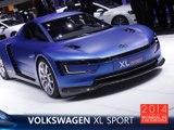 Le Volkswagen XL Sport en direct du Mondial de l'Auto 2014