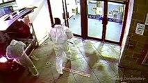 Surveillance Footages Captures Brazen ATM Theft