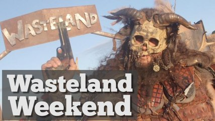 Ultimate Wasteland Weekend Travel Guide