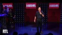 Jean-François Cayrey dans le Grand Studio Humour de Laurent Boyer sur RTL.