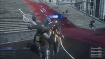 Final Fantasy 15Final Fantasy XV   Combat Battle System Gameplay PS4