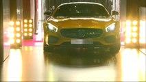 Mercedes-AMG GT Reveal in Paris 2014