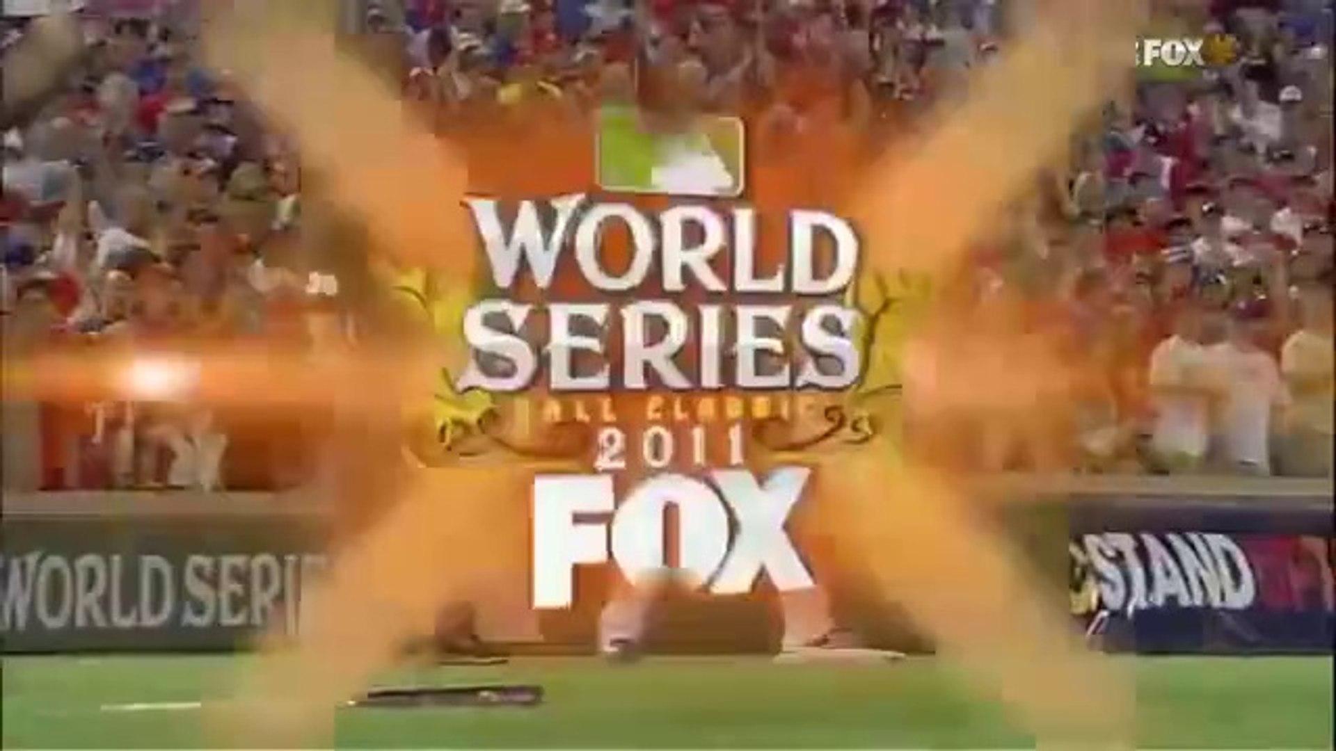 MLB 2011 World Series G3 - Texas Rangers vs St. Louis Cardinals 2011-10-22