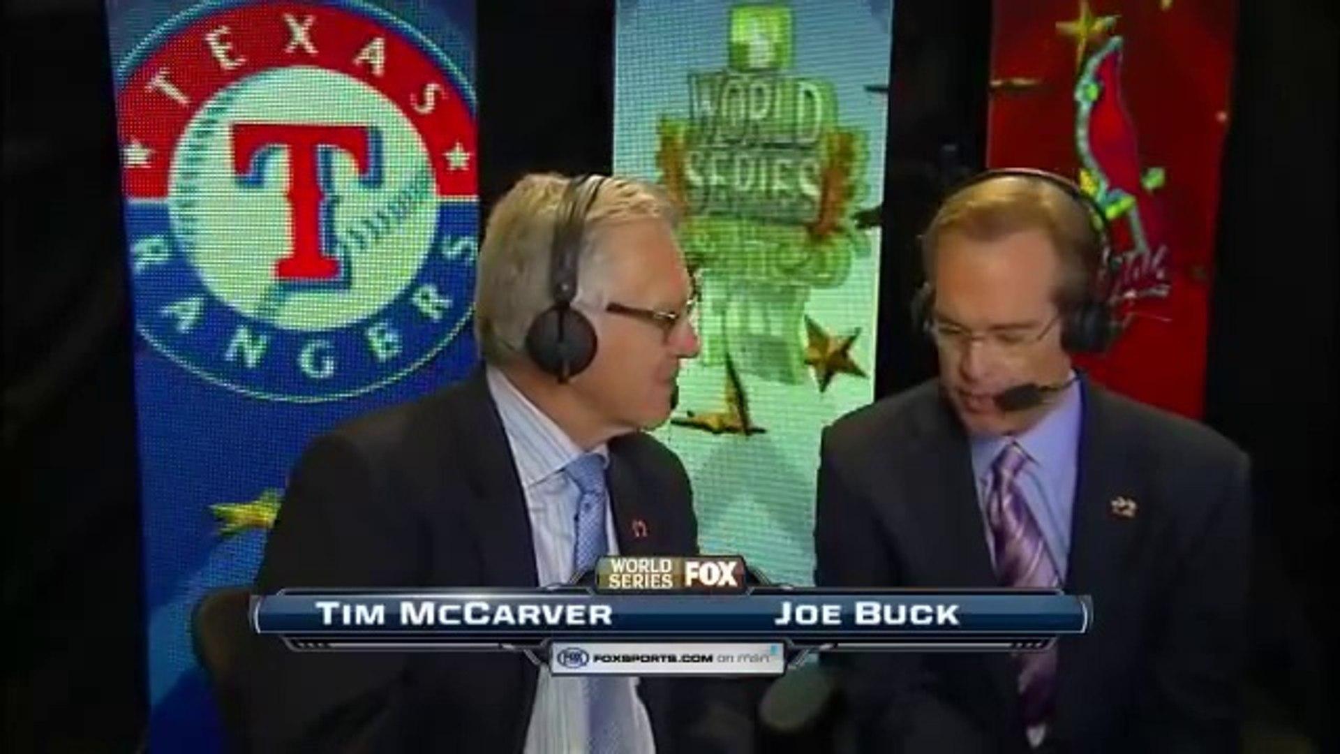 MLB 2011 World Series G7 - St. Louis Cardinals vs Texas Rangers 2011-10-28