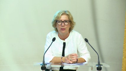 Ouverture du Forum par Geneviève Fioraso #FMEI2014