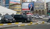 Rize'de MHP ile AK Parti Arasında Afiş Krizi