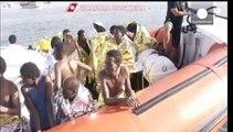 إيطاليا تحيي الذكرى الأولى لحادث غرق زورق مهاجرين قبالة لامبيدوزا