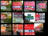 """Immo Cube votre bureau Immobilier présente son agence de Waremme via un spot de pub sur Radio Contact et Radio Nostalgie pour vendre ou acheter une maison, villa ou appartement neuf dans la région et en Hesbaye ou nos promotions immo avec """"les Waleffes"""""""