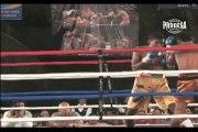 Pelea Edwin Palacios vs Elvis Ramirez - Boxeo Prodesa - Parte 1/2