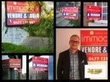 Présention de l'agence Immobilière Immo Cube.be  via radio Contact et Nostalgie  avec la promo pour vendre, louer ou acheter une maison, villa ou appartement en Hesbaye et la région en province de Liège. Avec à Waremme et Les Waleffes et le centre ville