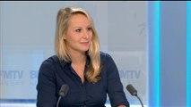 """Marion Maréchal-Le Pen: """"Il y aura toujours quelques cocus à l'UMP pour aller voir des meetings"""" de Sarkozy"""