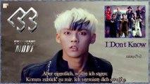 BTOB – I Don't Know k-pop [german sub 5th Mini Album - Move