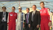 Le Team Rallye Jeunes FFSA démarre fort au Rallye de France-Alsace !