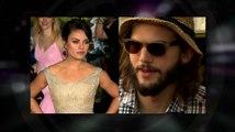 Ashton Kutcher Strategically Introduces Daughter, Wyatt Isabelle Kutcher