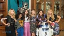 Rowan Blanchard Blogs Behind The Scenes At Star Wars Rebels: Spark Of Rebellion Photo Shoot
