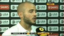 Entrevistas Rápidas Vitória SC vs Boavista: André e Rui Vitória