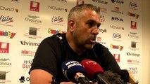 Rugby Top 14 - Christophe Urios après Oyonnax - Toulon (2e partie)