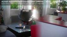 A vendre - appartement - montpellier (34070) - 2 pièces - 47m²