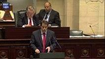 Laurent LOUIS dénonce l'arnaque SOS Racisme et invite Dieudonné, Soral et Kemi Seba au Parlement !