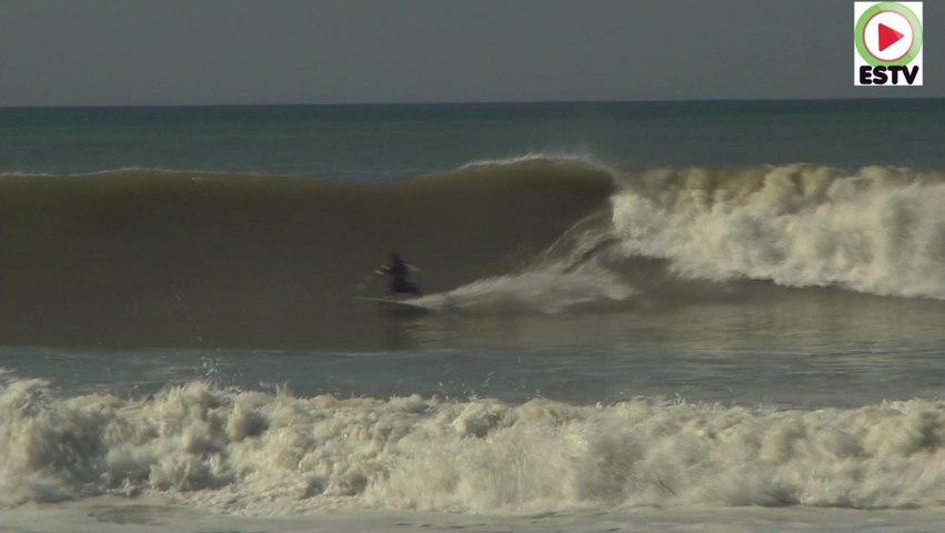 Montalivet: Un bon Surf d'Automne - Euskadi Surf TV