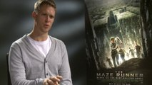 The Maze Runner: Will Poulter shows off his best accents