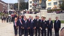 Le roi des Belges célèbre les cent ans de l'exil du gouvernement belge