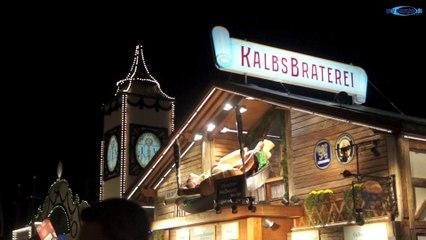 Kalbsbraterei auf dem Oktoberfest 2014