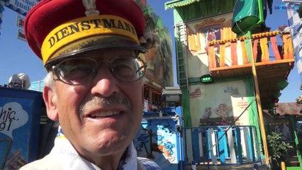 "Peter Sachs ""Hau den Lukas"" auf dem Oktoberfest 2014"