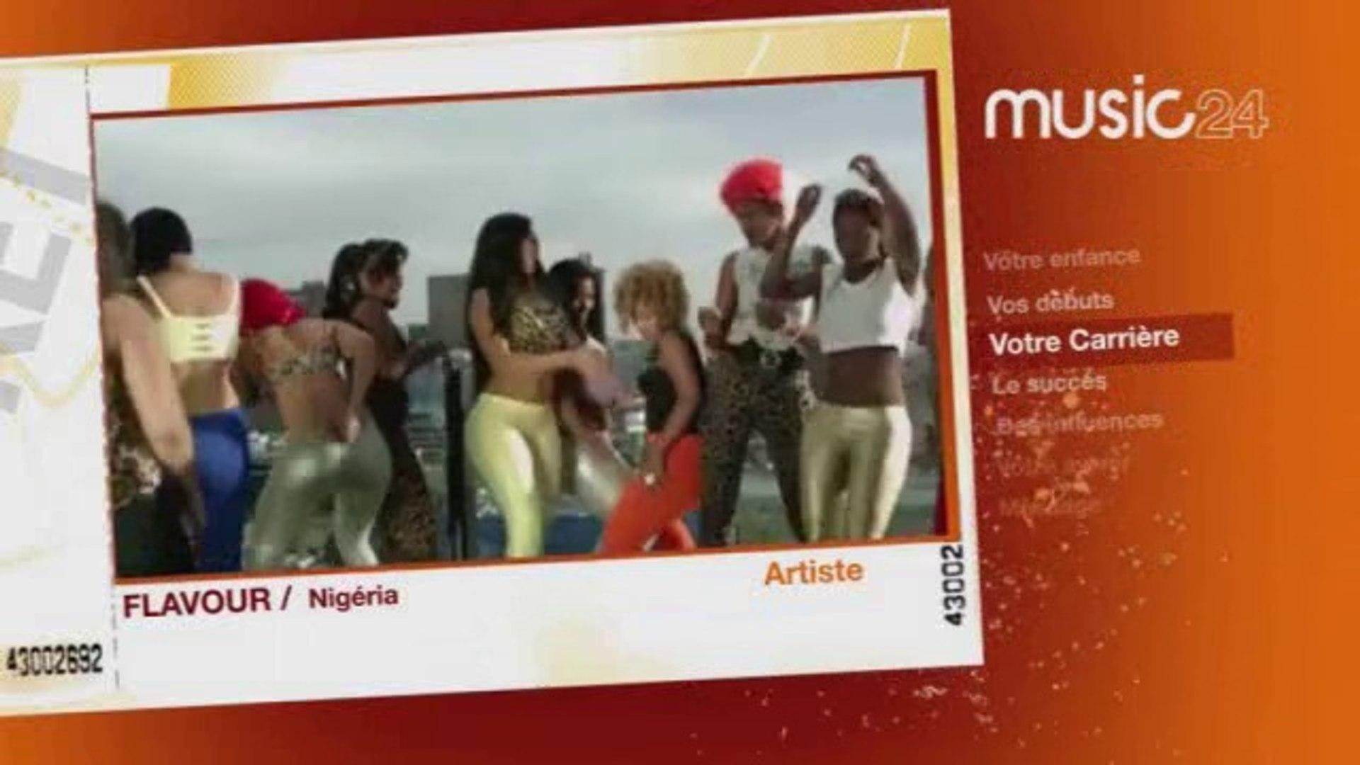 MUSIC 24 - FLAVOUR - Nigéria