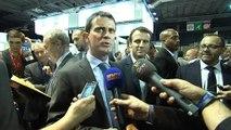 Voiture électrique: Valls se veut optimiste