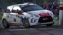 Rallye de France-Alsace : Deuxième étape solide pour le Team Rallye Jeunes FFSA
