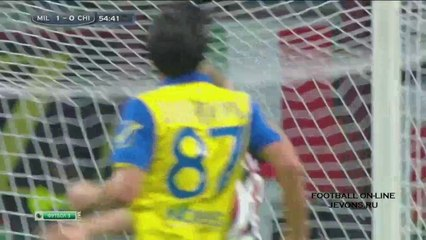 Milan vs Chievo (2-0) Full Highlights 04/10/2014 ~ Serie A [HD]
