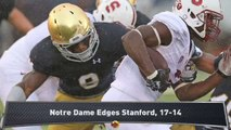 James: Notre Dame Improves to 5-0