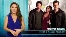 Elena & Damon OVER- The Vampire Diaries 6x01 Recap