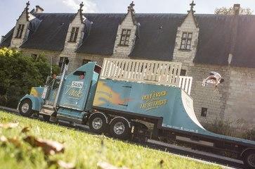 Sosh Truck - 2ème étape à Tours