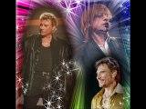 Johnny Hallyday Fils De Personne - Live Tour Eiffel 2000 ( Duo J.L.Aubert )
