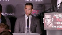UFC Fight Night 54 post-fight press conference