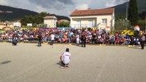 Demi-finale de l'International à pétanque de la ville de Nyons. A revoir dans les vidéos du jeudi !