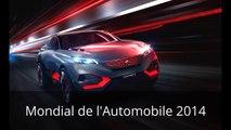 Peugeot Quartz Concept - Mondial de l'Automobile 2014