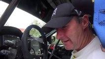 Olivier Courtois, 26e et premier pilote alsacien du rallye de France-Alsace 2014