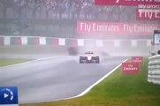 Formule 1 : l'accident de Jules Bianchi