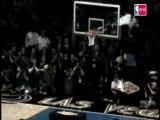 NBA Green (4th dunk) Slam Dunk (SpinCam)