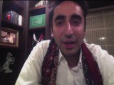 Bilawal Bhutto Zardari's message on his 26th Birthday