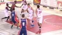 Basket : Soirée noire pour le Luçon Basket Club face au Stade Clermontois