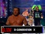 Wwe - raw 2000 - dx reunites