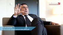 Carlos Ghosn croit toujours à la voiture électrique